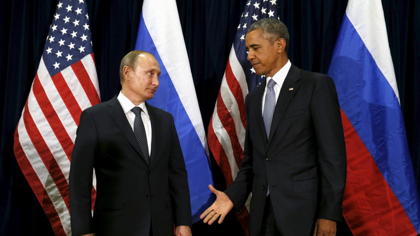 8 лет диалога: как проходили личные встречи Путина и Обамы