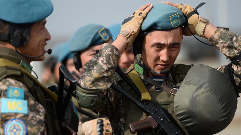 Власти Казахстана рассказали о террористах, планировавших угон самолёта и теракты в Москве