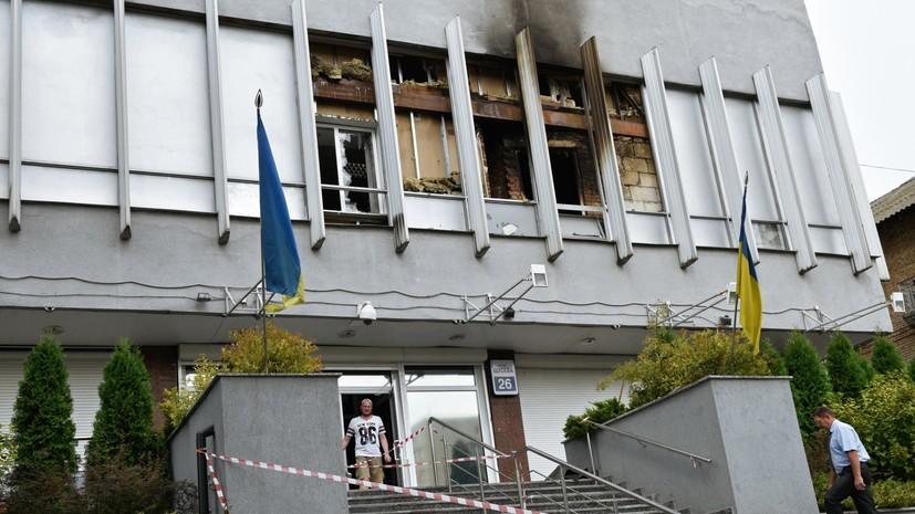 Нападение на «Интер» в Киеве: плата за «пророссийскую позицию» или передел сфер влияния?
