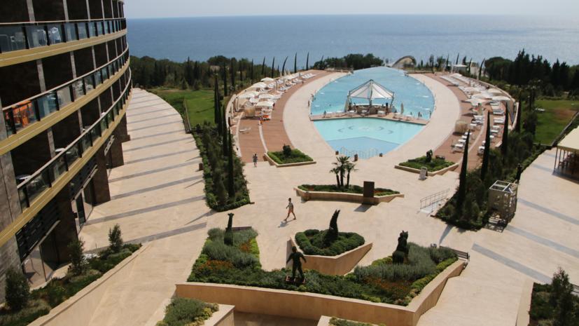 Spa наш: российский курорт в Крыму признан лучшим в Европе