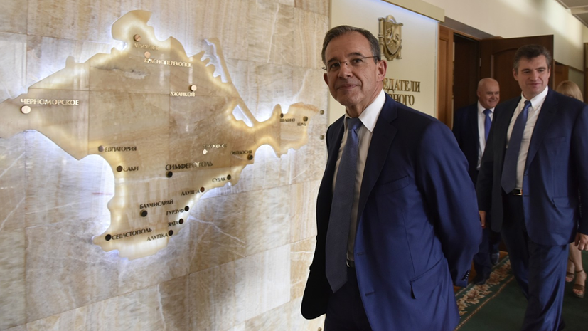 Французские депутаты представят парламенту страны доклад о посещении Крыма