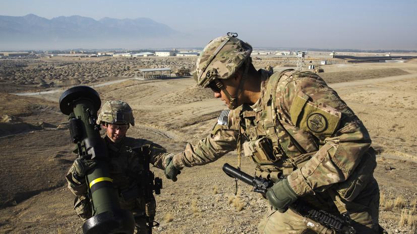 Американский спецназ провалил операцию по освобождению заложников в Афганистане