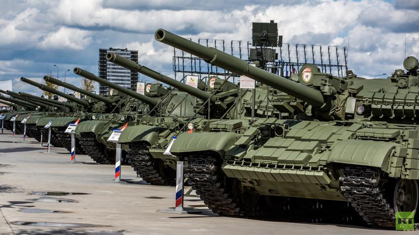 Армия, на которую приятно смотреть: в Подмосковье проходит крупнейший военный форум
