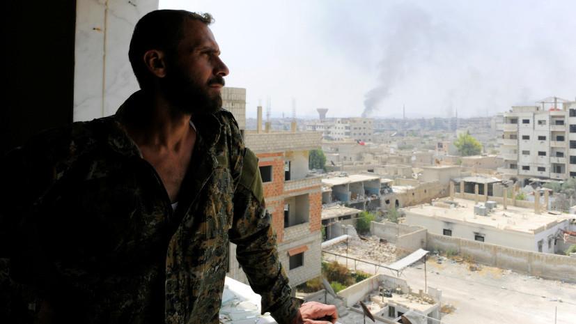 МинобороныРФ: вСирии заключено 5 новых договоров опримирении
