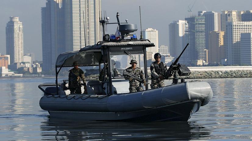 Правительство Филиппин рассматривает возможность закупки вооружений у России