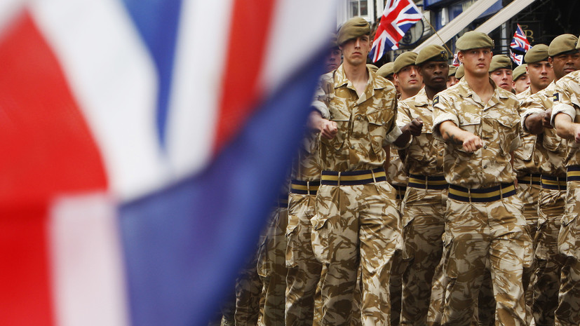 «Не выстоит против России»: британский генерал раскритиковал слабость армии страны