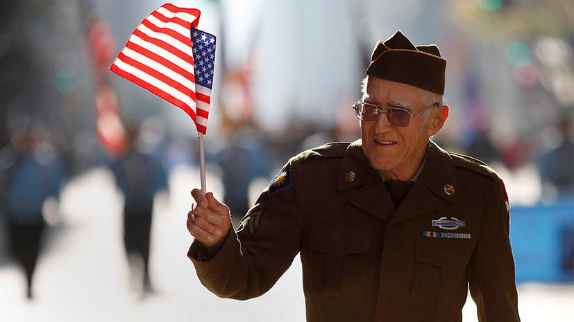 Возвращение к жизни: на RTД выходит фильм о судьбах американских ветеранов