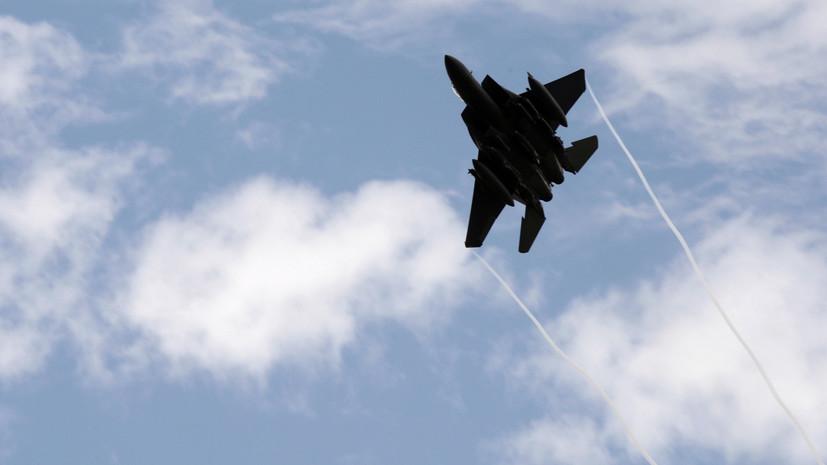 ВВС США уничтожили восемь афганских полицейских