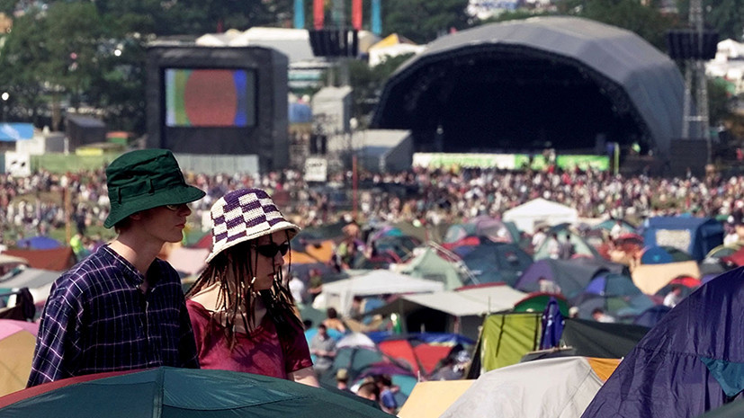 Коровий блюз: как рок-фестиваль сделал знаменитостью британского фермера