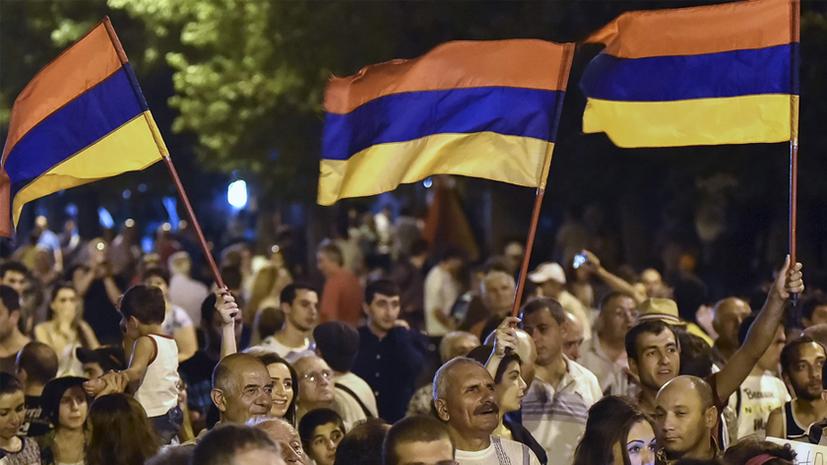 Референдум на фоне войны: как Армения обрела независимость