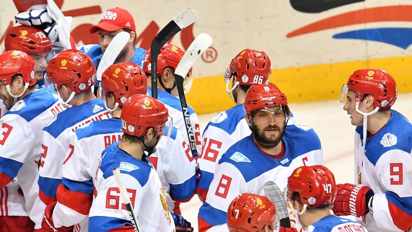 Победить любой ценой: сборная России сыграет с Финляндией на Кубке мира по хоккею