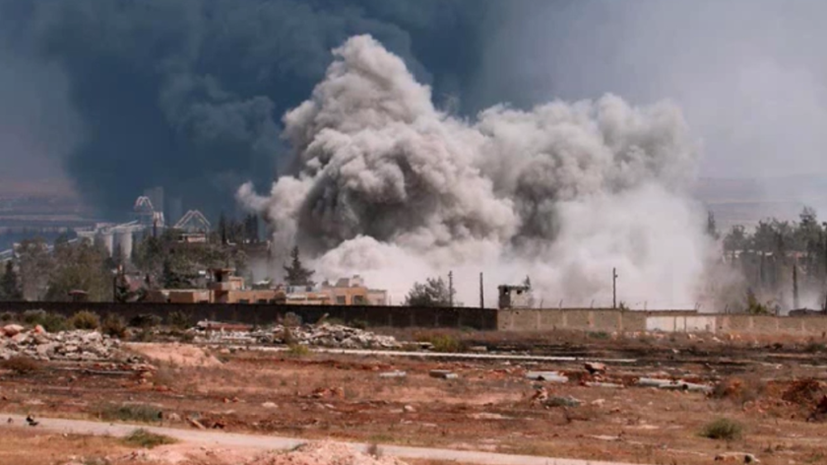 За год интерес россиян к Сирии вырос в пять раз