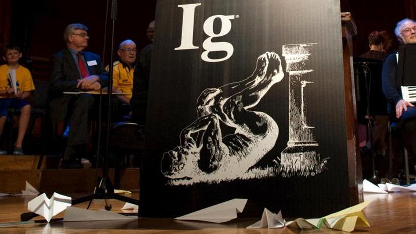 «Пожалуйста, прекратите, мне скучно!»: учёные готовятся к Шнобелевской премии