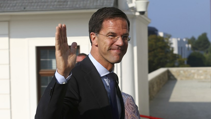 Нидерланды не станут ратифицировать соглашение об ассоциации Украины и ЕС