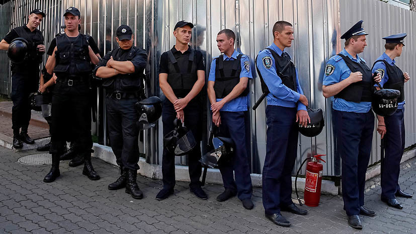 Реформа ради формы: громкое убийство выявило провал преобразований в полиции Украины