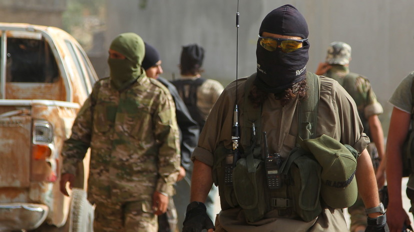 Немецкие СМИ: сирийский террорист рассказал о поддержке со стороны Запада