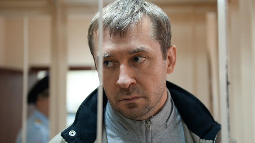 Дело управления «М»: суд оставил полковника Захарченко под арестом