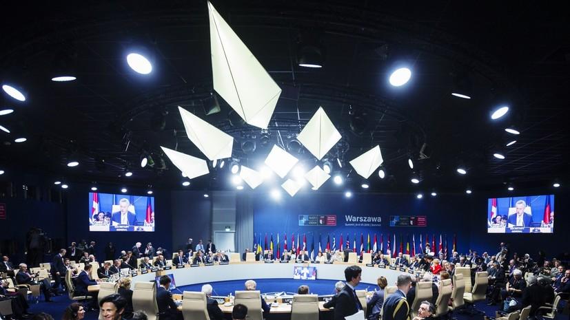 На западном фронте без перемен: НАТО говорит, что проигрывает Москве информационную войну