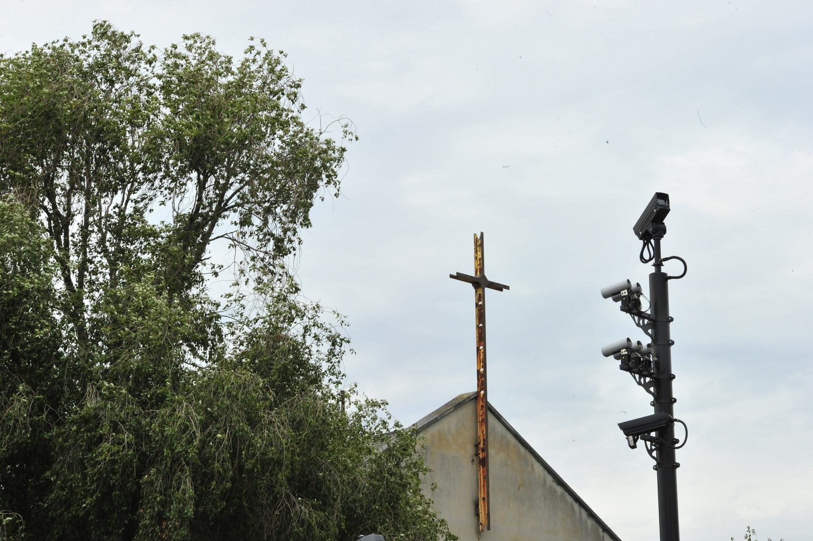 На британские церкви могут установить камеры против террористов