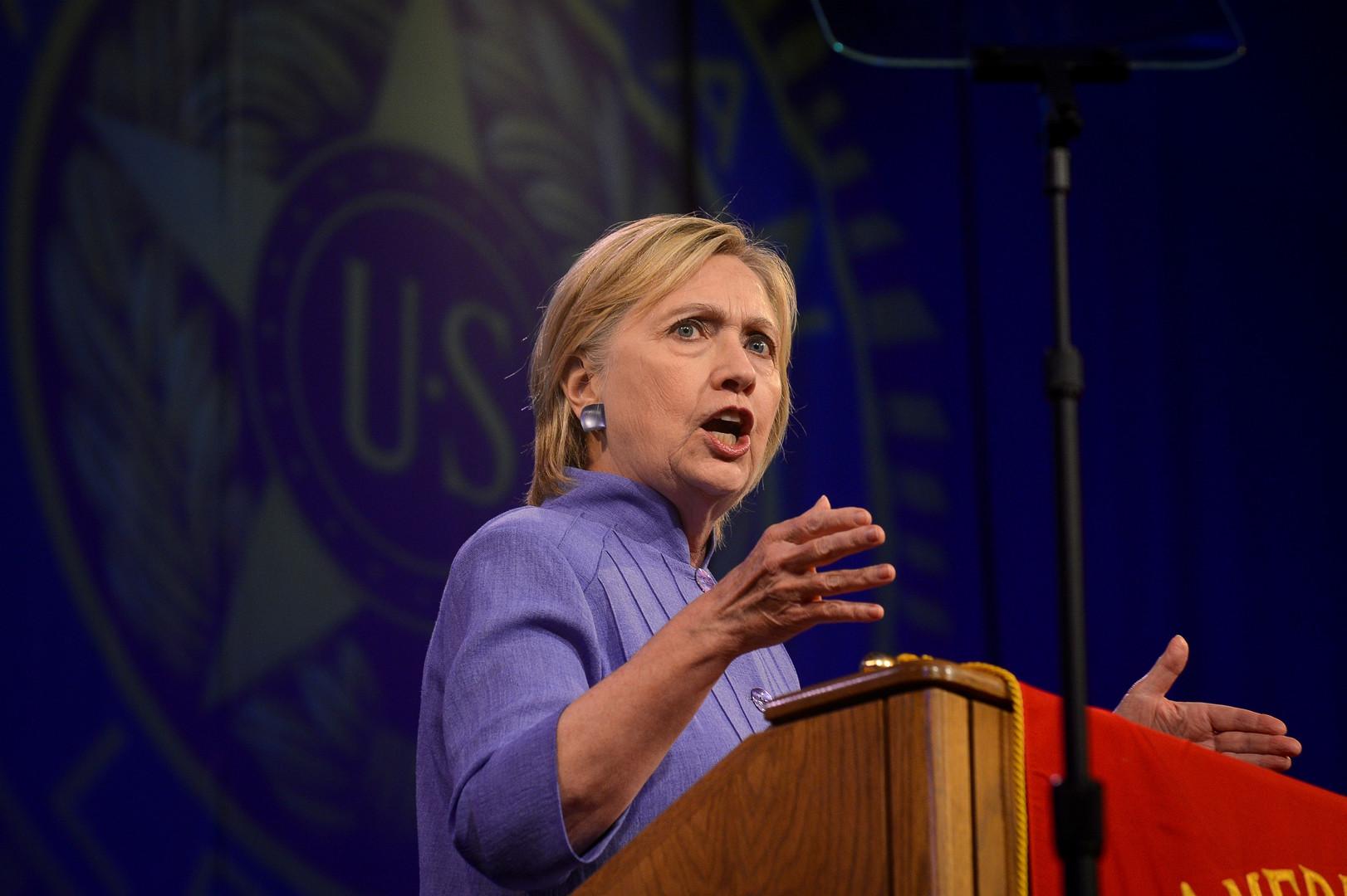 «Исключительная нация» против стены: очередной раунд предвыборной битвы в США