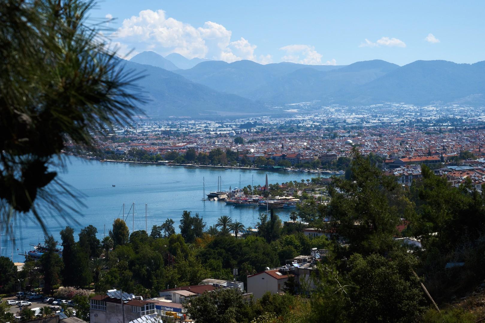 АТОР: В сентябре Турцию могут посетить до 60 тыс. российских туристов