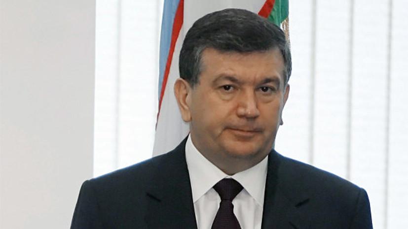 Напохоронах Каримова делегацию из РФ возглавит Д. Медведев