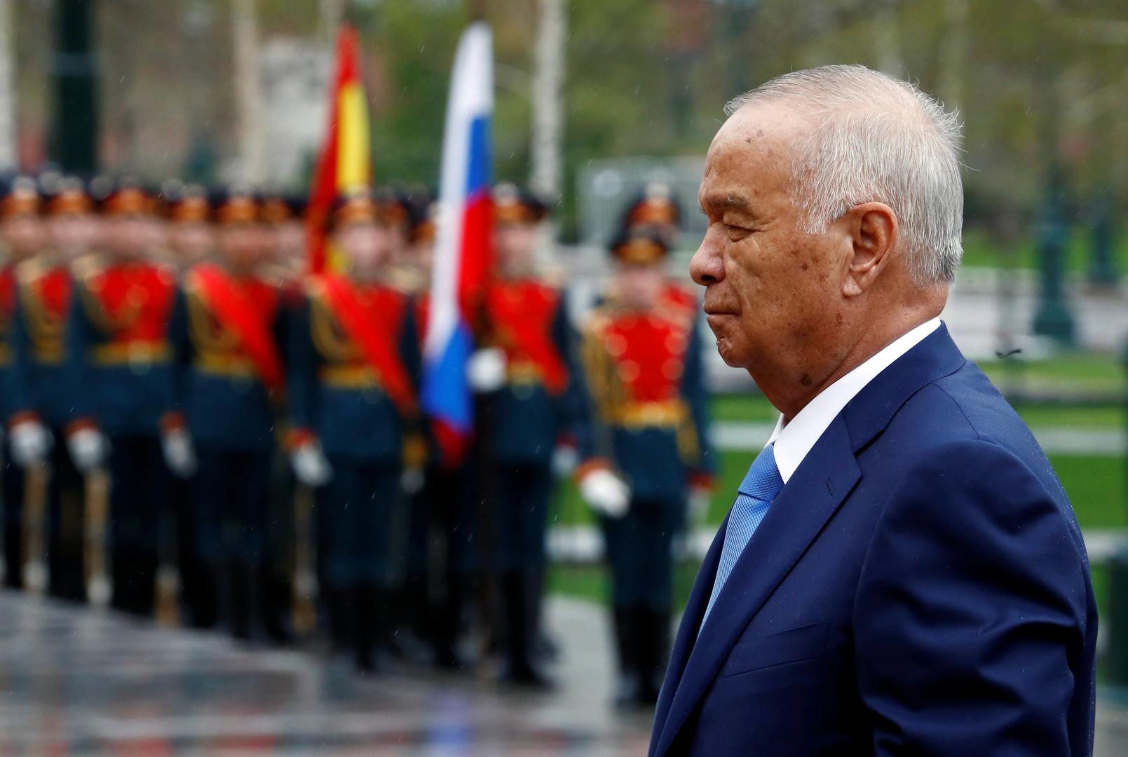«Тяжёлая утрата для Узбекистана»: соболезнования лидеров в связи с кончиной Каримова