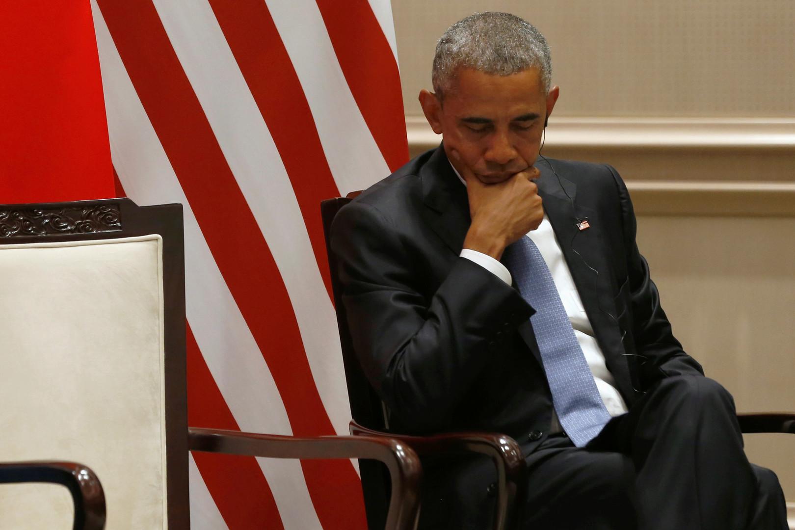 Исключительный приём: организаторы саммита G20 в Китае холодно встретили Обаму
