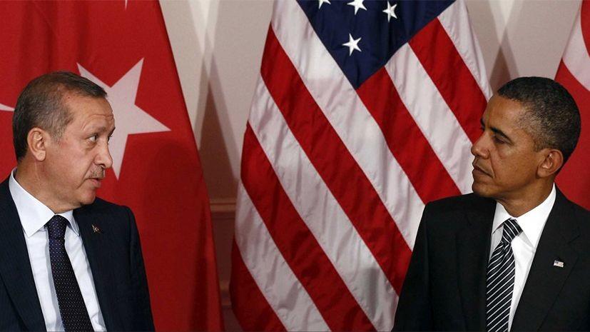 «Войну за влияние они проиграли»: эксперты объяснили RT действия США и Турции в Сирии