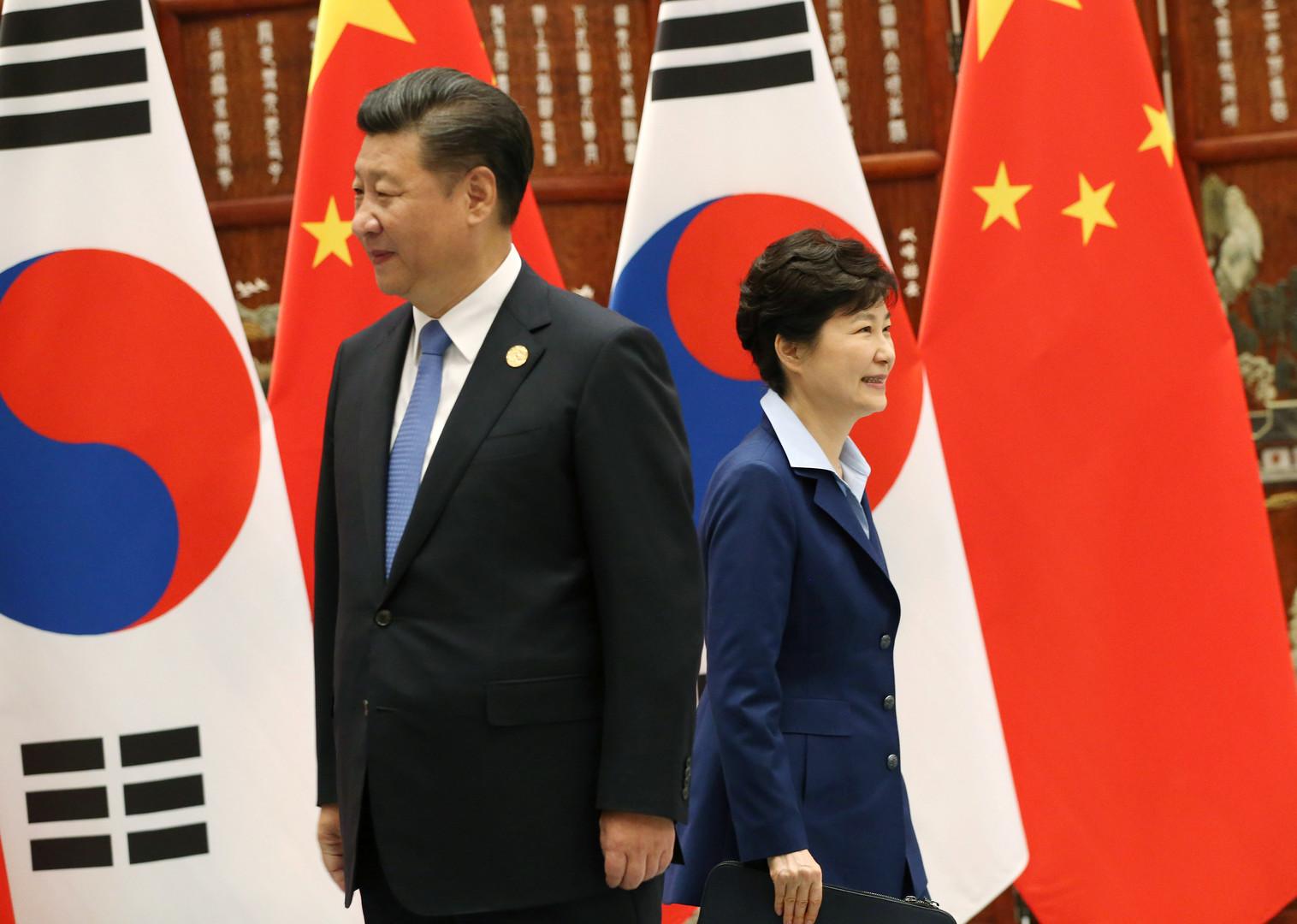 Си Цзиньпин: Китай выступает против размещения ПРО США в Южной Корее