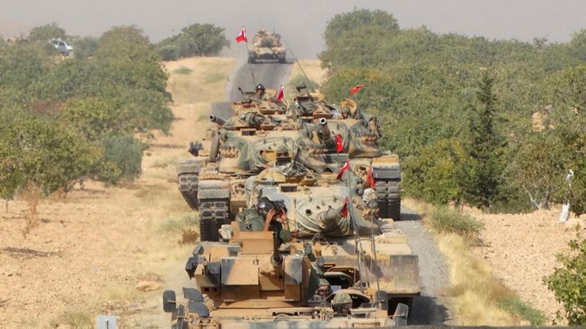 СМИ: Турция освободила границу с Сирией от ИГ