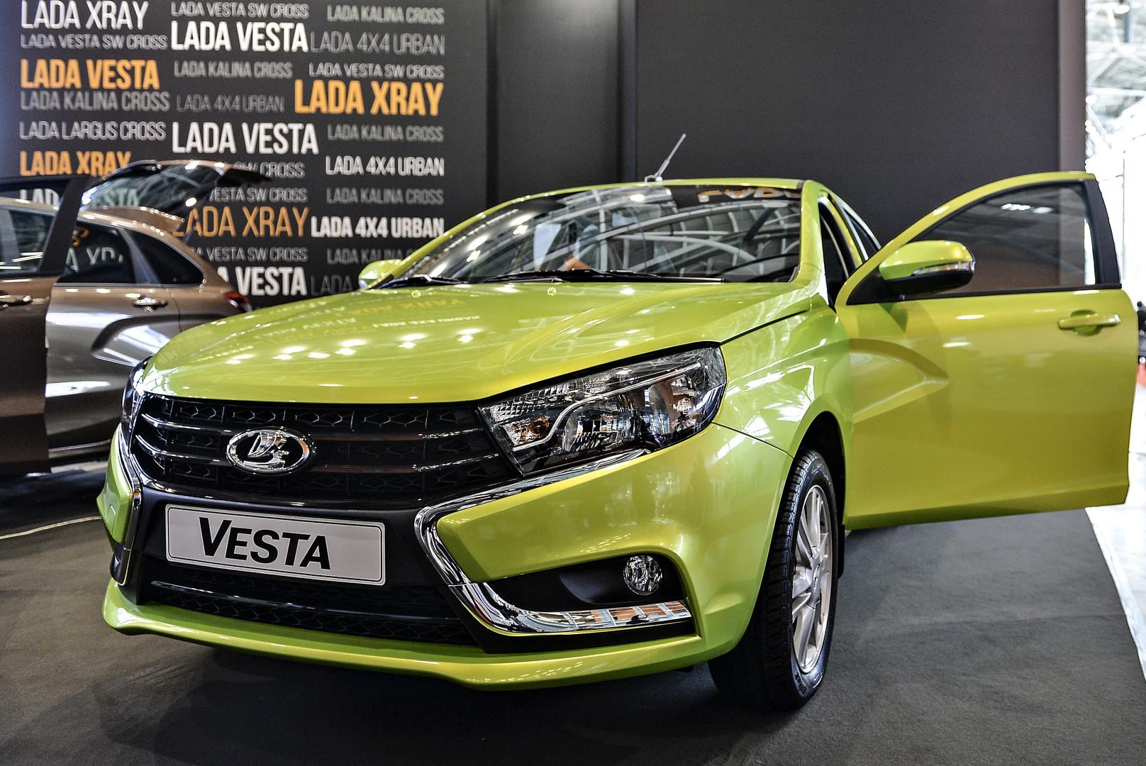 Немецкие СМИ сообщили, чем Lada Vesta привлечёт покупателей в Германии