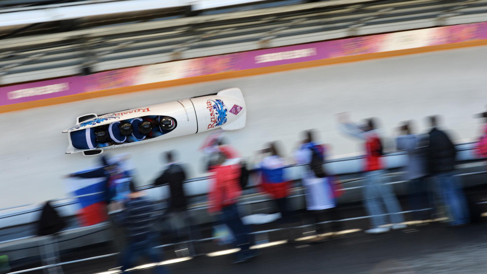 Бобслей включён в программу Паралимпиады-2022 в Пекине