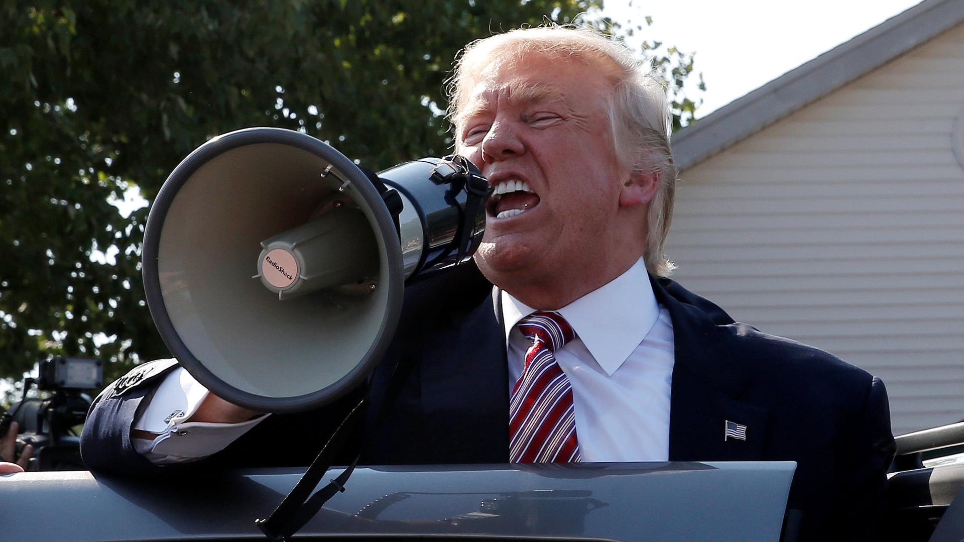Невозможное возможно: Трамп допустил предоставление гражданства США нелегальным мигрантам