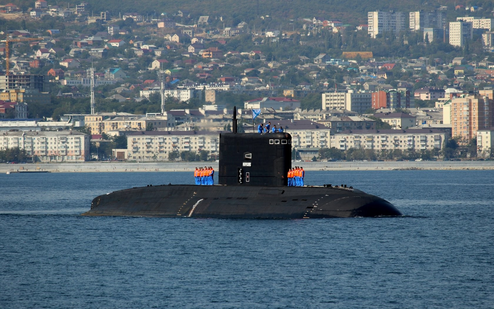 Ниже уровня моря: 240 лет назад подводную лодку впервые применили в боевых условиях
