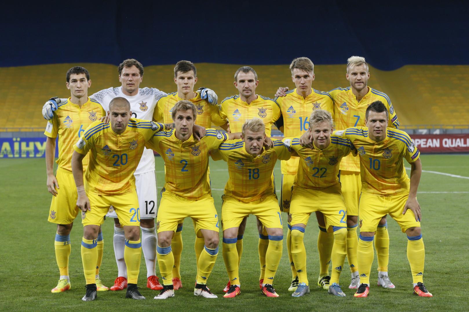 Украина может бойкотировать чемпионат мира по футболу 2018 года в России