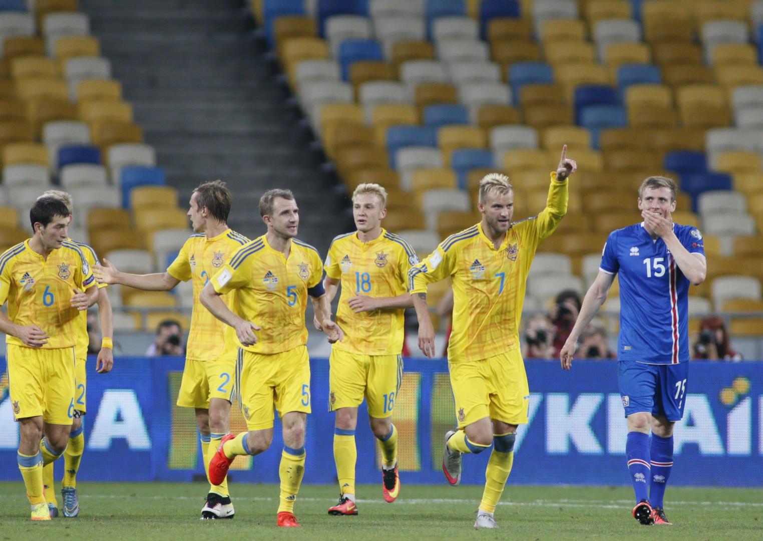 Национальная футбольная липа: будет ли Украина бойкотировать ЧМ-2018