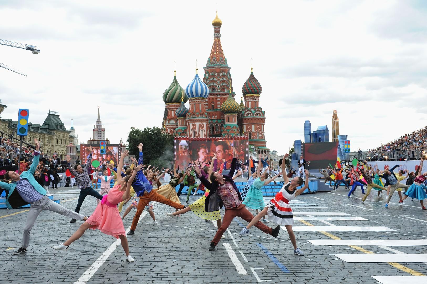 день города в россии сегодня таким успехом мог