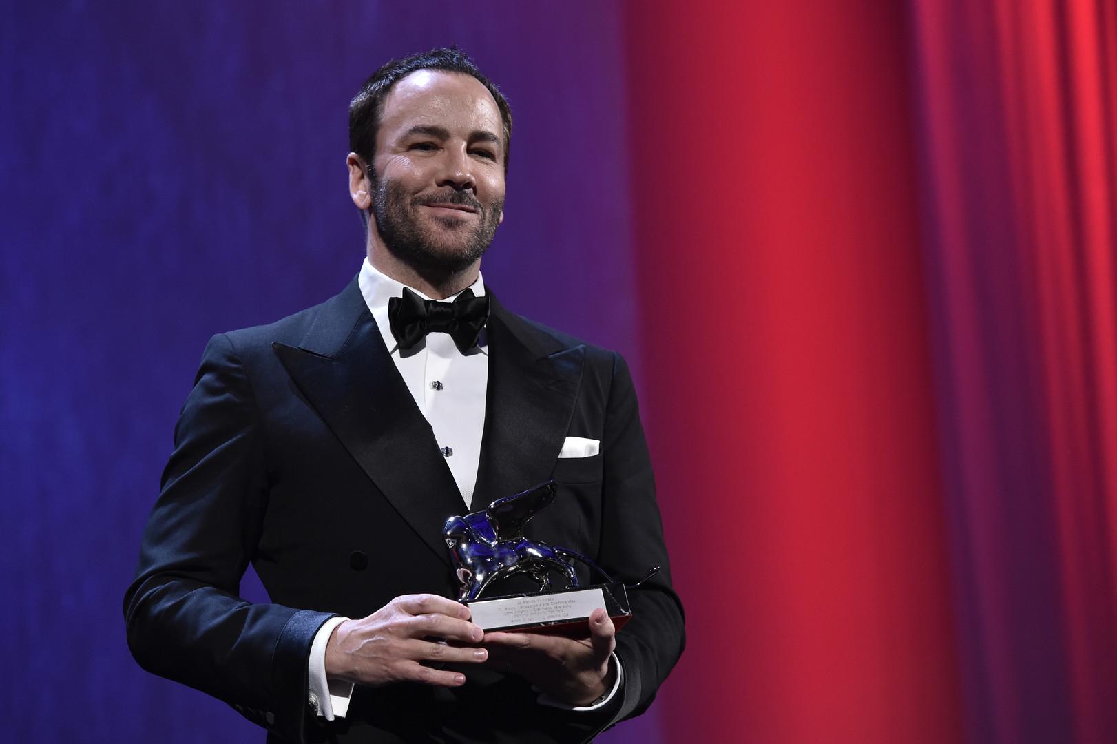 Режиссёр Том Форд получил гран-при жюри фестиваля.