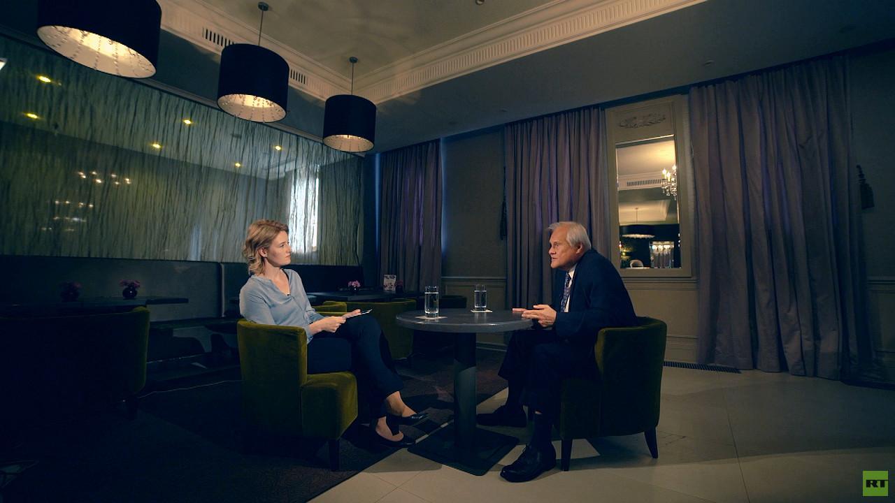 Представитель ОБСЕ в интервью RTД: Киев и Донбасс должны проявить политическую волю