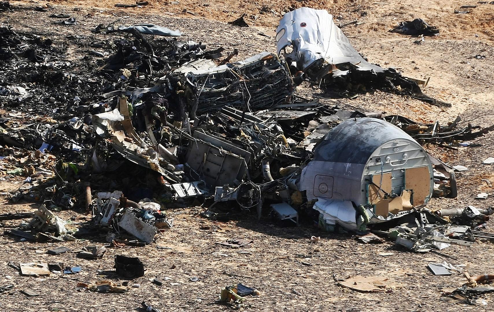 Авиаэксперты определили точное место закладки бомбы на рейсе компании «Когалымавиа»