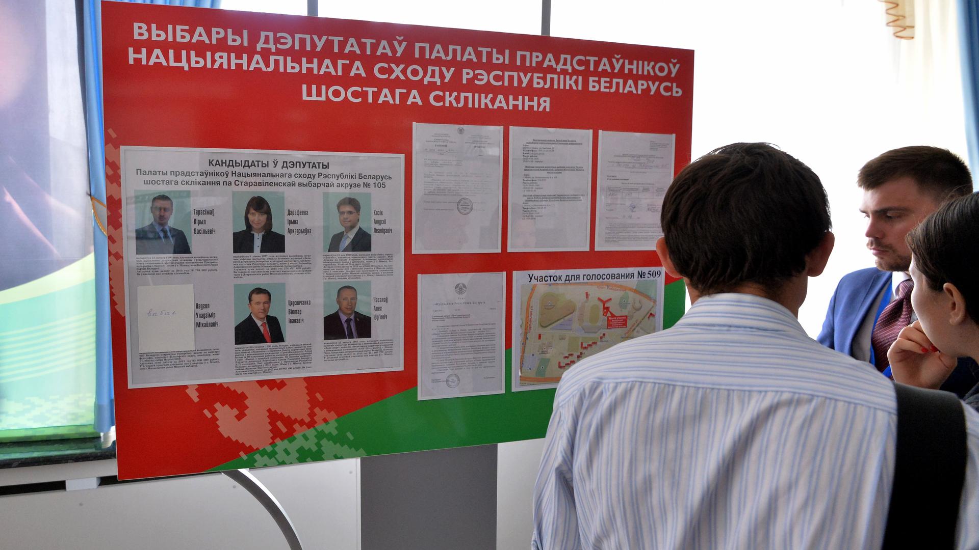 Оппозиция в парламенте Белоруссии: кто и зачем спонсирует «демократические» силы Минска