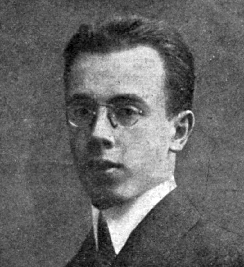 Убийца Столыпина Богров