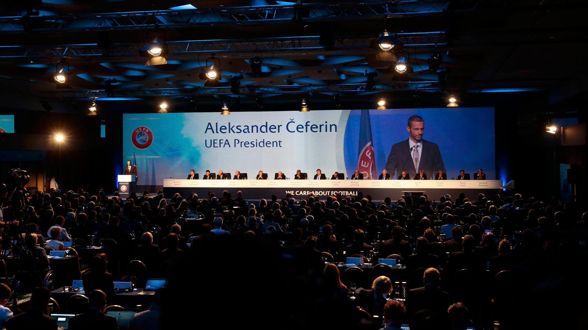 Новый президент УЕФА: загадочный союзник России