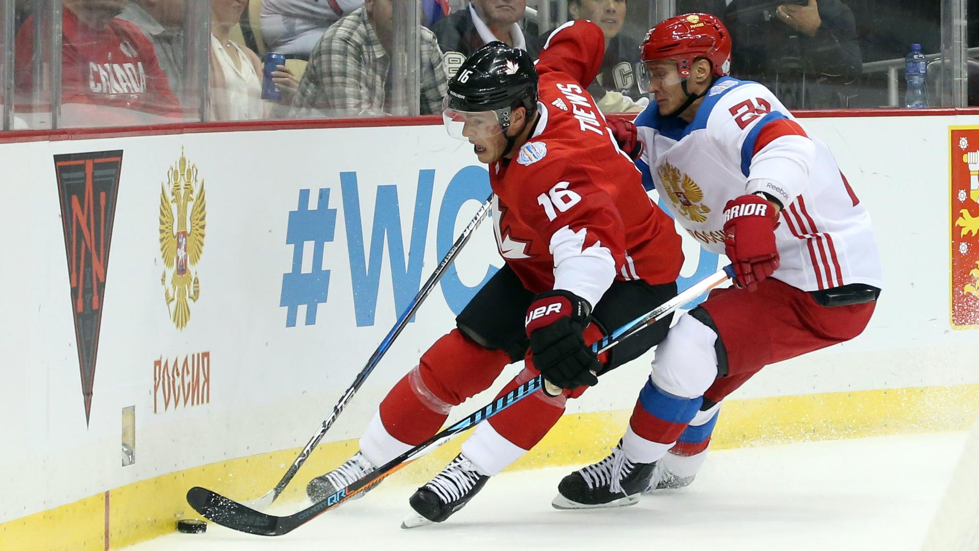 Семеро смелых: кто хочет помешать России завоевать Кубок мира по хоккею