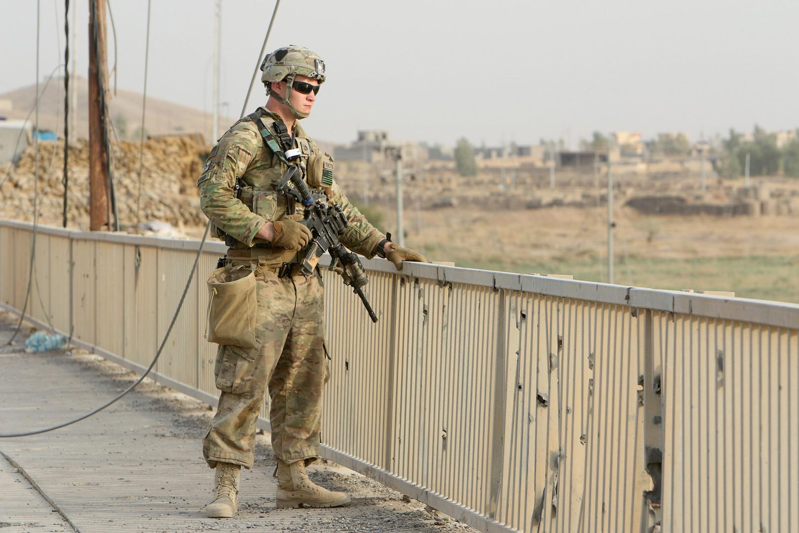 СМИ: поддерживаемые американцами повстанцы вытеснили отряды США из сирийского Ар-Раи