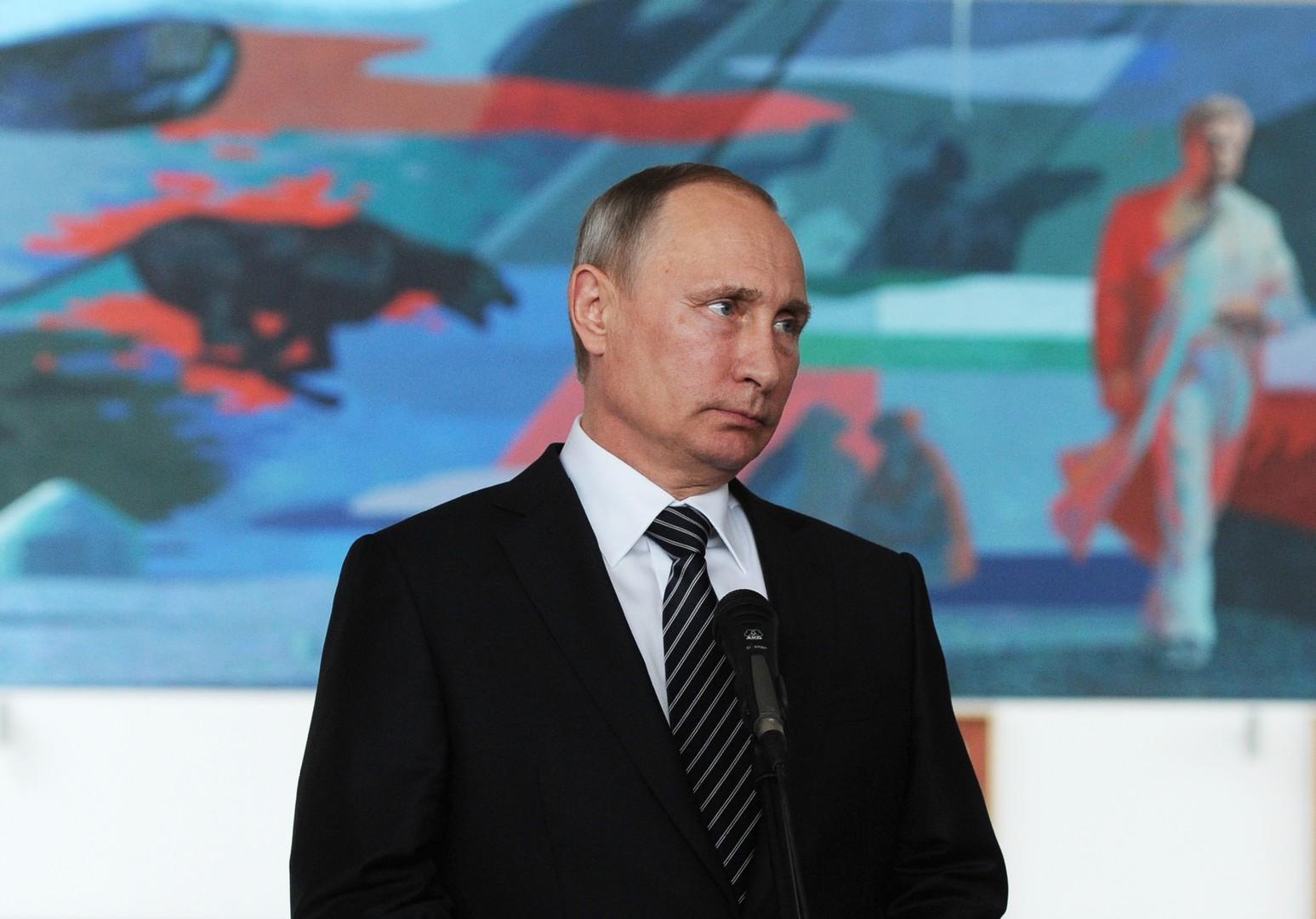 Путин: США не могут отделить «здоровую» оппозицию в Сирии от полукриминальных структур