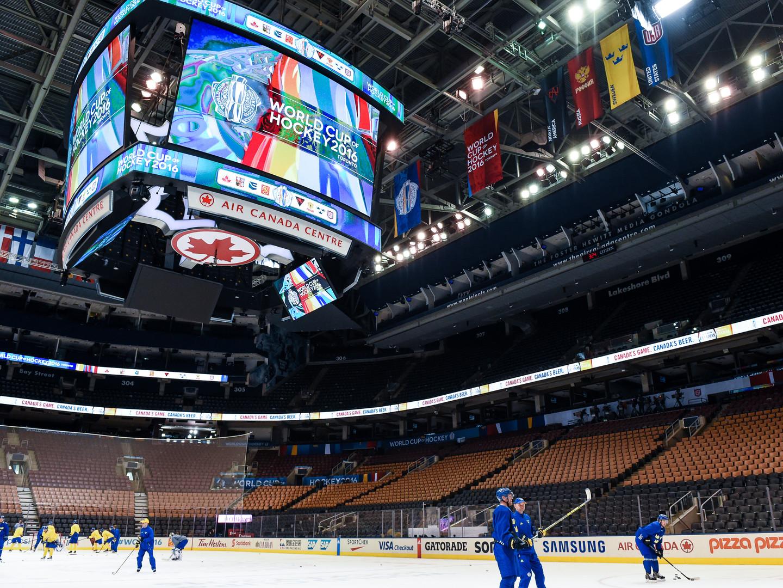 Главный хоккейный турнир года: Кубок мира стартует в Торонто