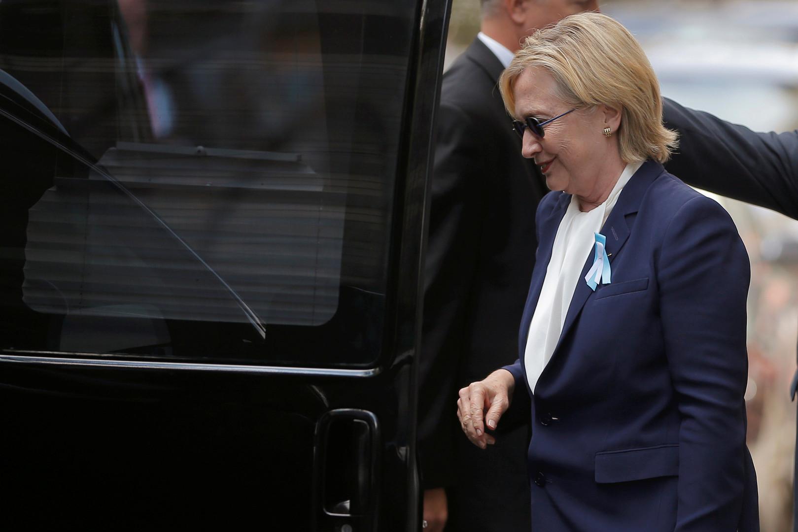 План Б — это Берни: в случае болезни Клинтон демократы хотят заменить её на Сандерса