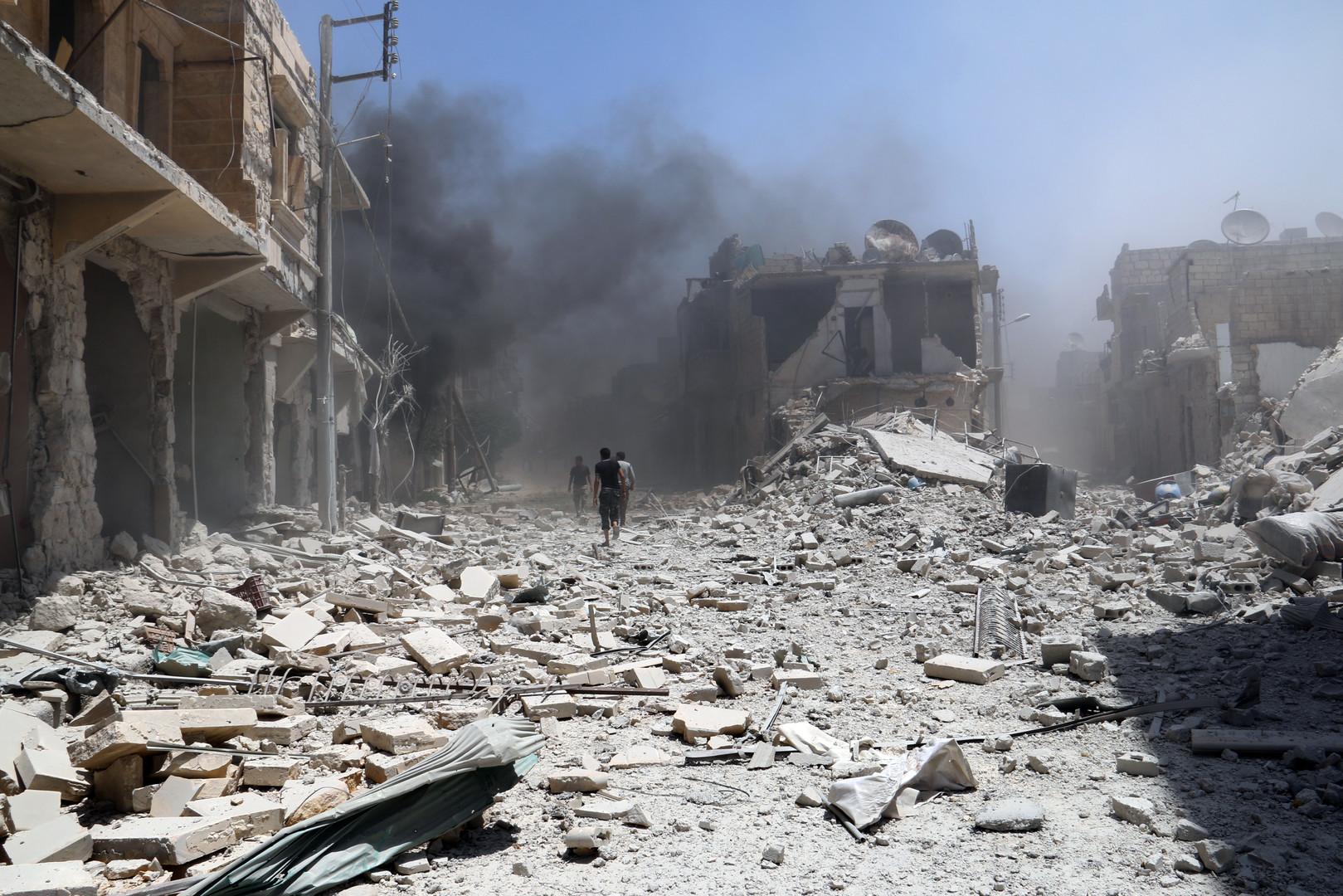 «Ошибки случаются»: мировые СМИ об авиаударе США в Сирии